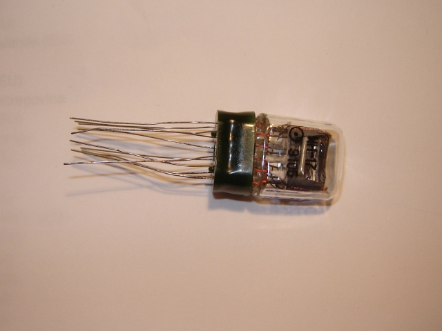 IN-17 Nixie Tube