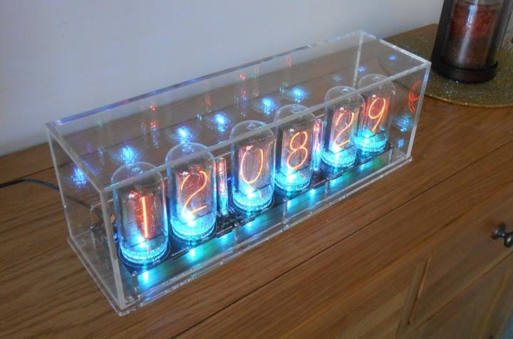 dioder i plexiglas