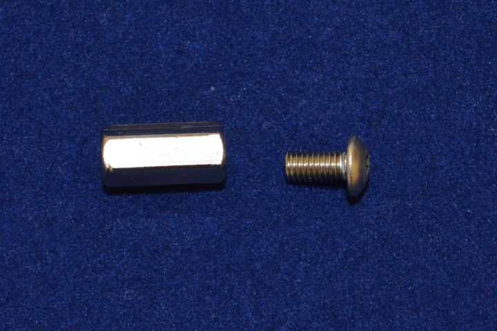 M3 Hex Spacer 11mm with Screw