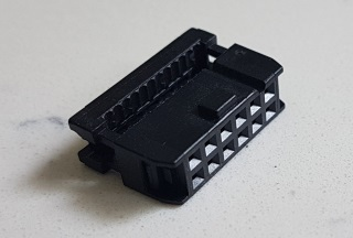 12 Way IDC Connector (Female)