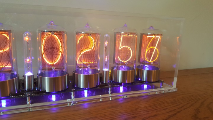 Kit for Dalibor Farny R|568M Nixie Tubes
