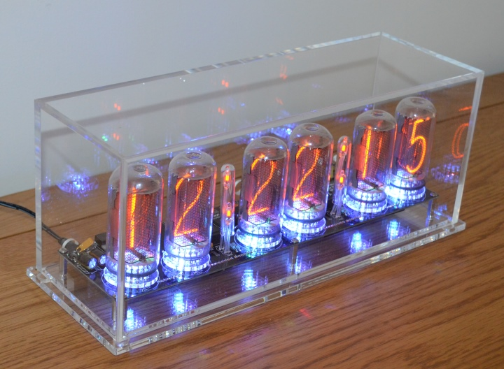Cases for Large Tube Clocks