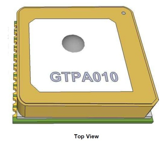 Micro GPS Module (9,600 bps) - Click Image to Close