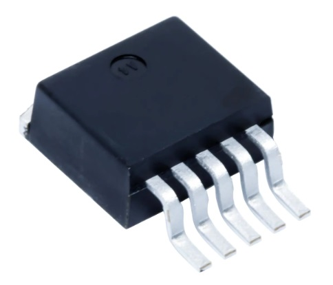 LM2576 5V Voltage Regulator (SMD)