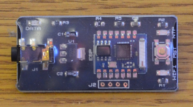 WiFi NTP Sync Device for Nixie Clocks - Click Image to Close