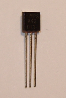 MPSA42 NPN Transistor - Click Image to Close