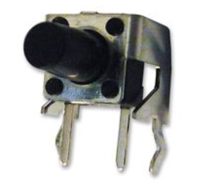 Right Angle Push Button Switch