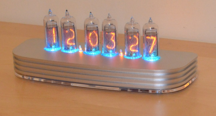 Z5700M Nixie Bundle (Blast Finish Case)