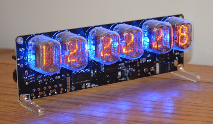 Nixie Maestro Kit With Tubes NOW SHIPPING