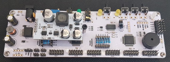 RemoteSystem Main Driver Board (Kit of Parts)