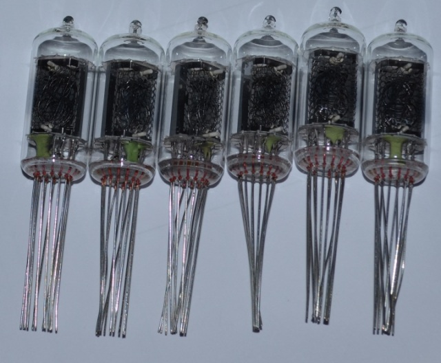 Z5700M Clear Nixie Tube